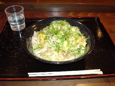 冷や玉@東京麺通団