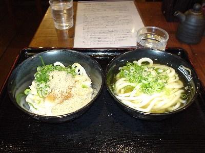 しょうゆ&ひやかけ@東京麺通団(新宿)
