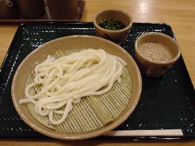 二色ざる(小)@はなまるうどん(渋谷)