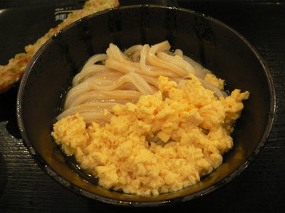 ひやたまうどん@東京麺通団(新宿)