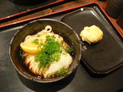 ぶっかけうどん@東京麺通団(新宿)
