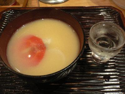 雑煮セット@丸香(神保町)