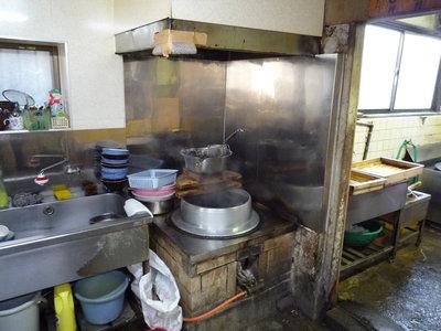 宮川製麺所店内の様子
