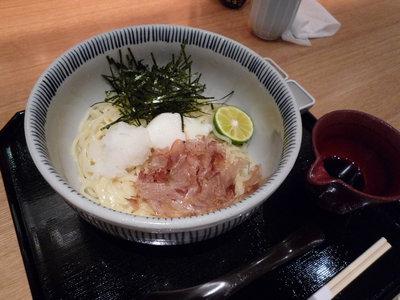 ぶっかけうどん(細麺)