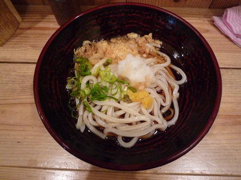 ぶっかけゆずおろし@ゆず屋製麺所(神田)