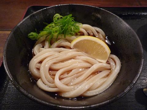 ぶっかけうどん(小)@東京麺通団(新宿)
