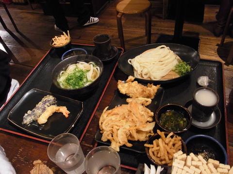 友達の食べた分@東京麺通団(新宿)