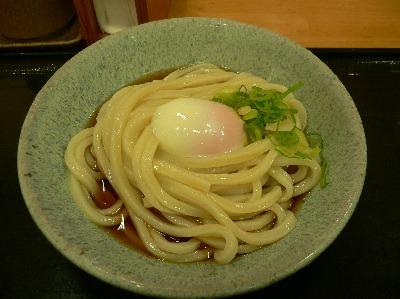 温玉ぶっかけ(冷、中)@はなまるうどん プレナ幕張店(幕張)