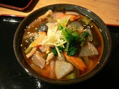 夏野菜のぼっかけ(冷)@エン座(石神井台)